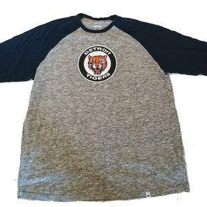 Detroit Tigers Long Sleeve T-Shirt